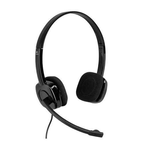 Headphones (Logitech H151)